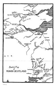 Map, Scotland
